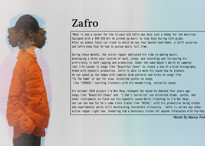 Zafro -By Marcus Pruitt